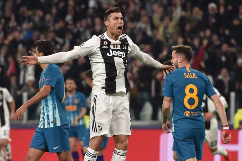 El Hat trick de Cristiano Ronaldo en la Champions