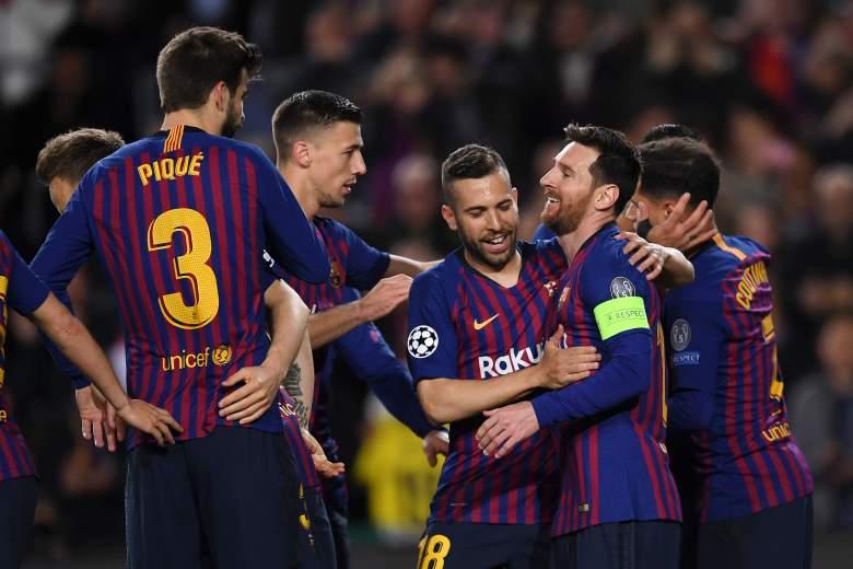 Los goles de Messi