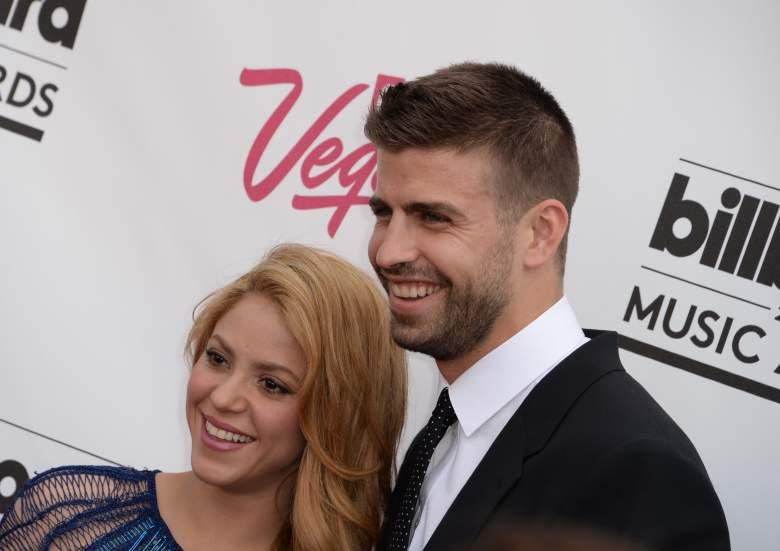 El amor de Pique y Shakira