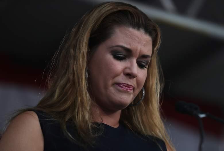 El llanto de Alicia Machado
