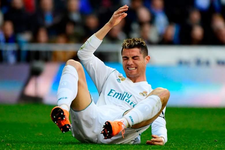 Cristiano Ronaldo el deportista millonario