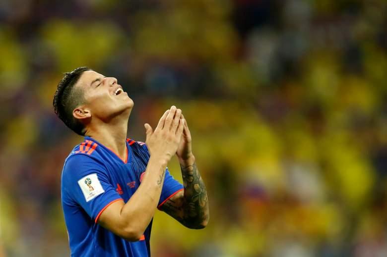 ¿Cuántos tatuajes tiene James Rodríguez?;