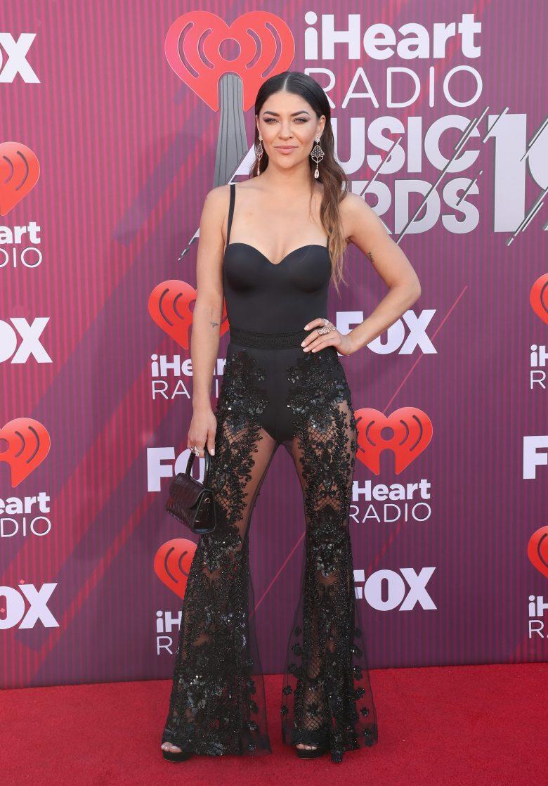 [FOTOS] iHeartRadio Music Awards 2019: Los peores vestidos de la Alfombra,Jessica Szohr