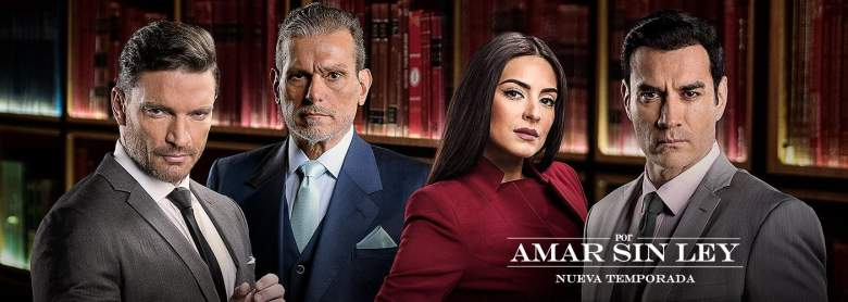 Por Amar Sin ley 2: Conoce los actores y personajes, fotos, elenco, reparto, Ana Brenda Contreras, Julián Gil, David Zepeda