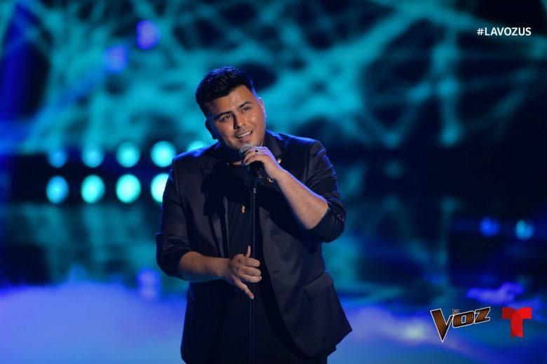 LA VOZ US: Gran Final, A que hora es? Abel Flores