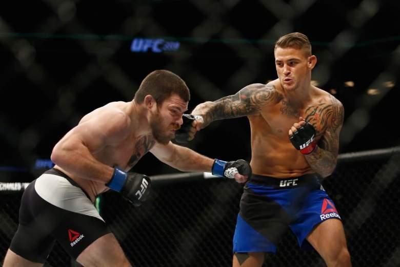 Dustin Poirier protagoniza UFC 236: ¿Quién es él?