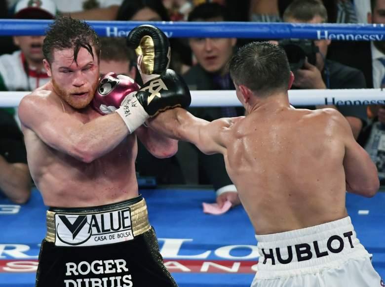 ¿Quién ganará la pelea entre el Canelo y Jacobs?