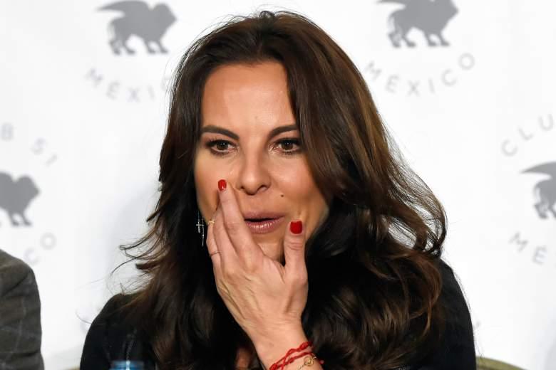 Kate del Castillo fue colgada como un cerdo