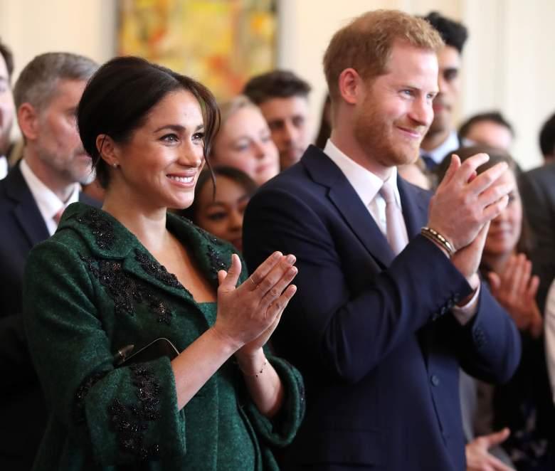 ¿Cuál será el nombre del hijo del príncipe Harry y Meghan Markle?