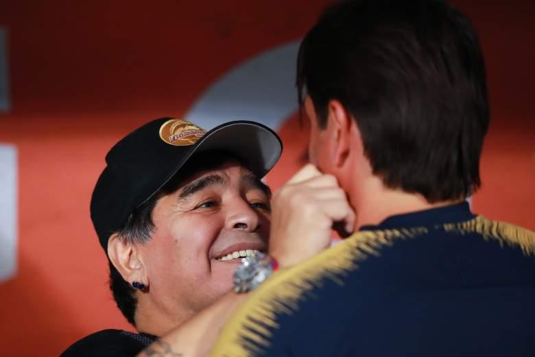 Maradona regresará al fútbol a sus 57 años: ¿qué equipo lo fichó?