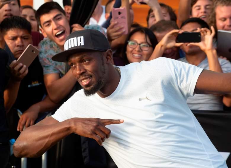 ¿Qué tan rápido es Usain Bolt?