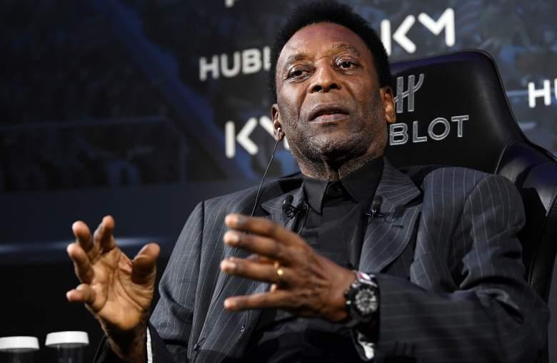 ¿Qué pasa con la salud de Pelé?