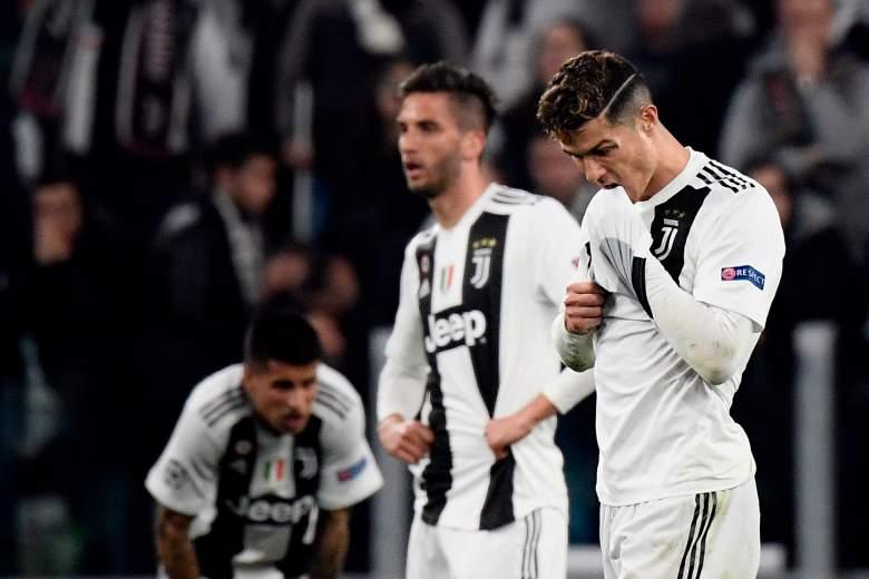 ¿Por qué la Juventus fue eliminada de la Champions?