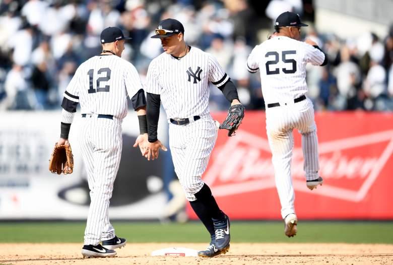 Los Yankees ganaron a los Orioles 15-3