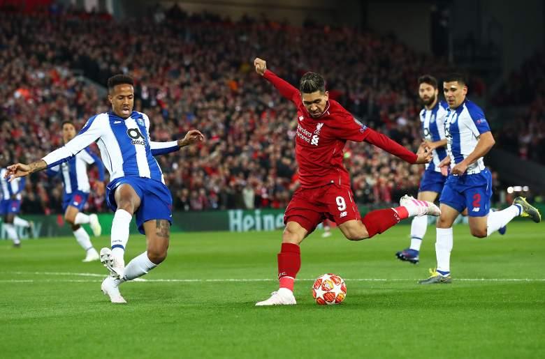 ¿Cómo quedó el partido del Liverpool y el Porto en la Champions?