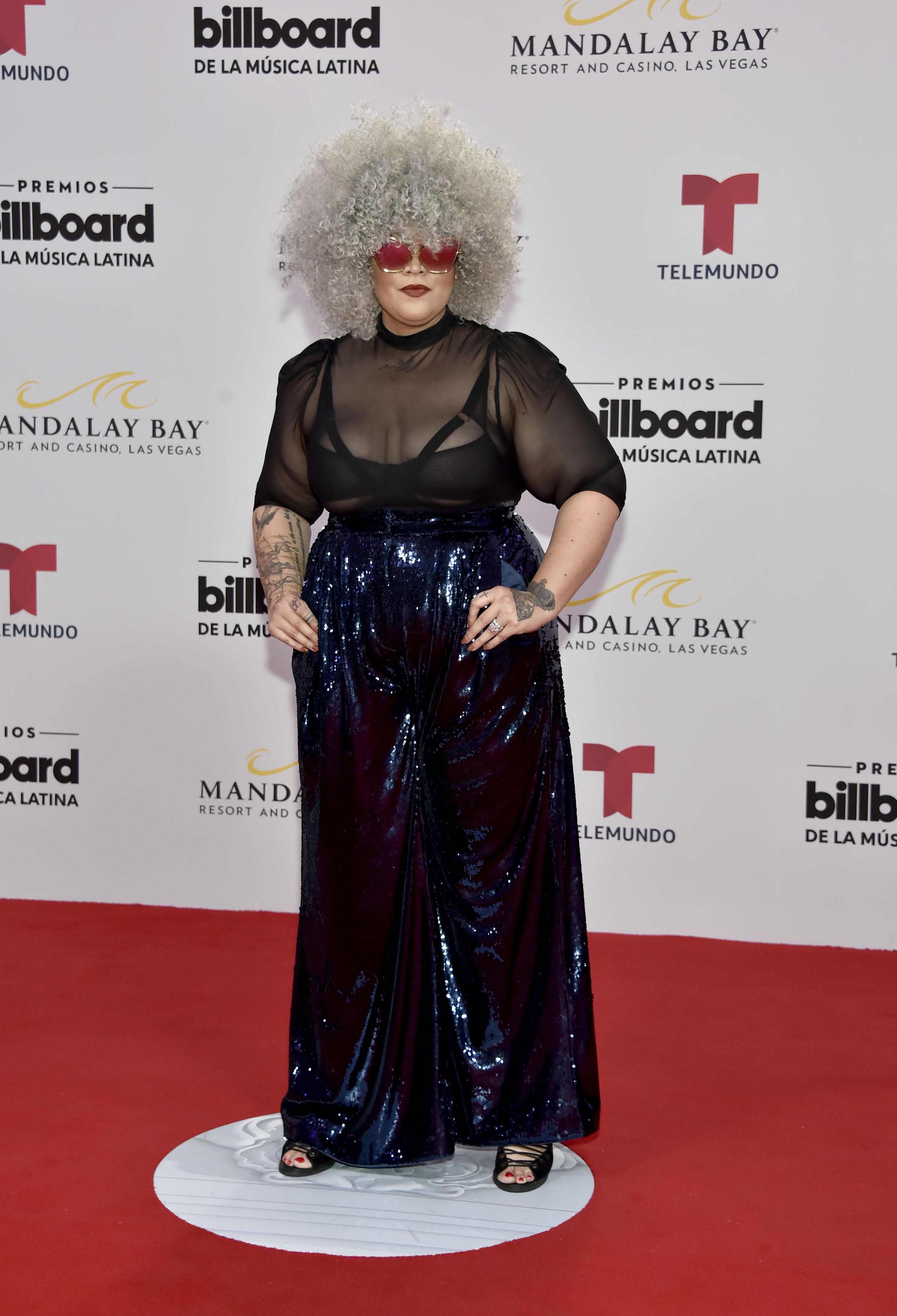 [FOTOS] Premios Billboard de la Música Latina 2019: Peores looks de la alfombra, Mari Burell