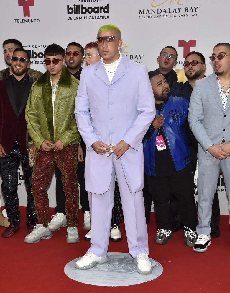 [FOTOS] Premios Billboard de la Música Latina 2019: Peores looks de la alfombra, Bad Bunny