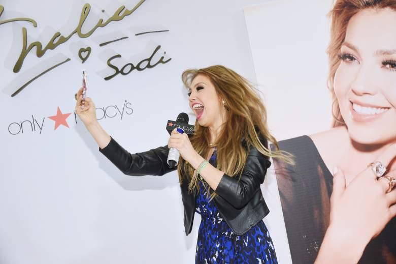 Thalía se quiere quitar dos costillas otra vez