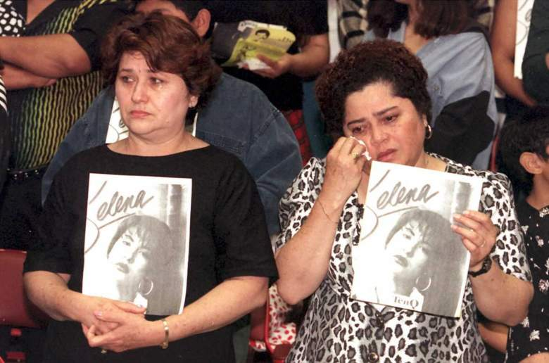 Selena cumple 24 años de muerta