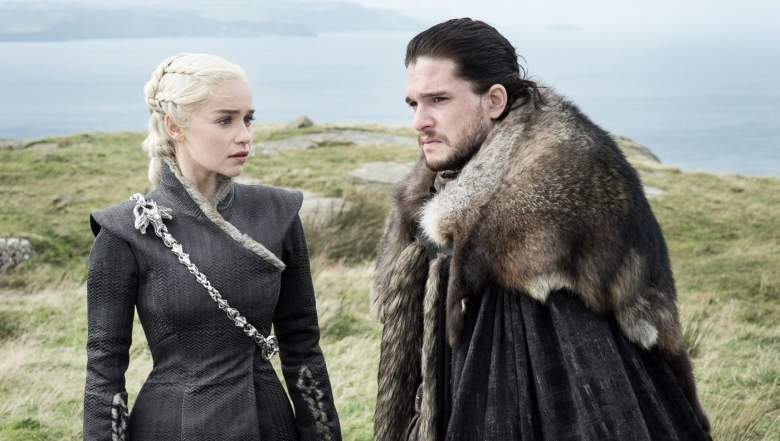 Game of Thrones Estreno
