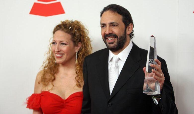 Nora Vega, esposa de Juan Luis Guerra