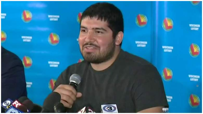 ¿Quién ganó los $768.4 millones del Powerball? Manuel Franco, Manuel Franco