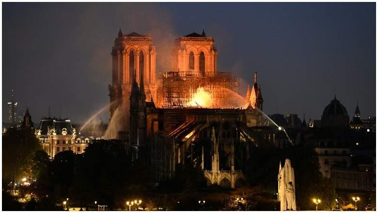 El Papa Francisco: ¿Qué dijo sobre el incendio en la catedral de Notre Dame?