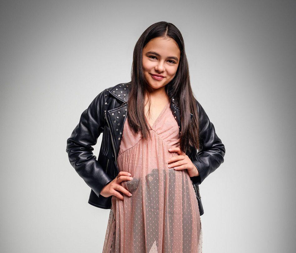 Isabela es la hija de Teresa Mendoza
