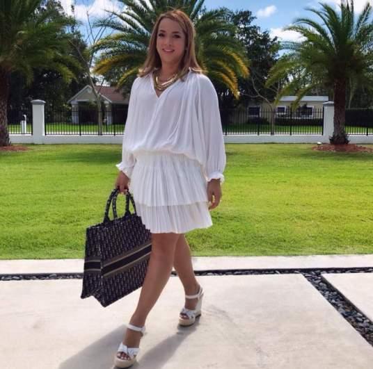 Top 5 Moda x Menos: Da en el blanco como Adamari López