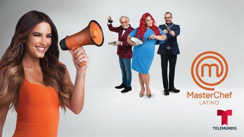 MasterChef Latino Estrena en Mayo: Fecha y Hora del estreno, Gaby Espino