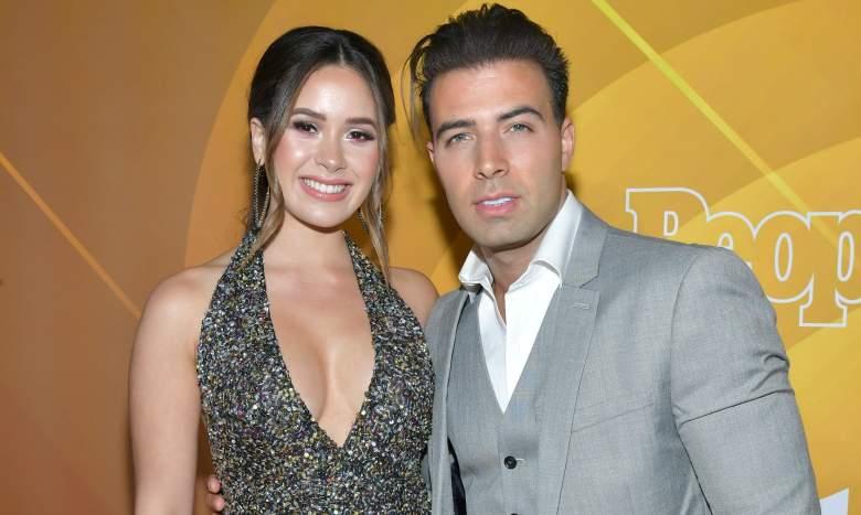 Jeancarlos Canela y su novia Danna: ¿Quién es ella?