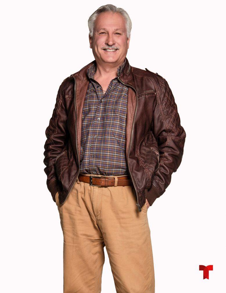 ELENCO-Un Poquito Tuyo: Actores, Personajes, Reparto FOTOS, Eugenio Montessoro