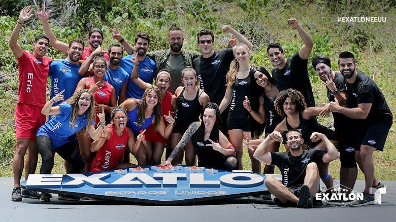 Participantes de la 1era y 2da temporada de Exatlón Estados Unidos ?