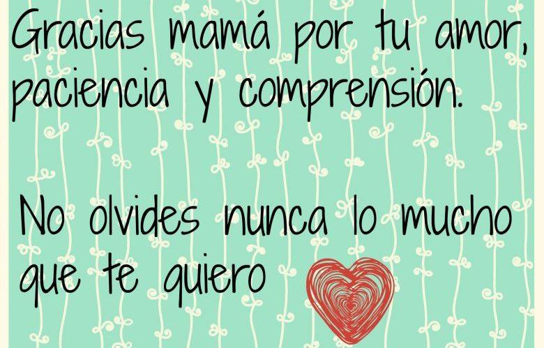 Día de la Madre 2019: Frases de agradecimiento a mamá para compartir