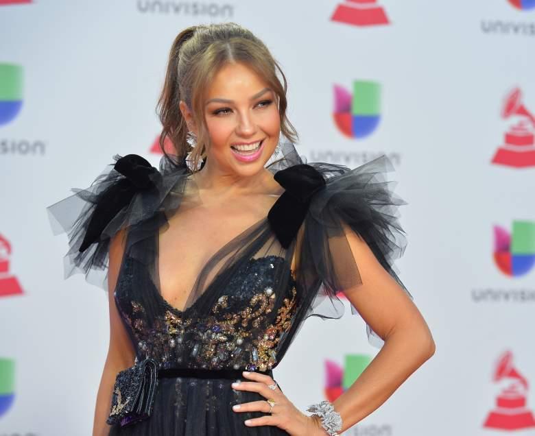 Los vestidos de Thalía