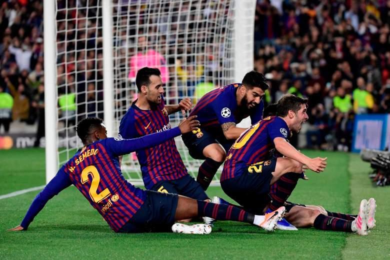 ¿Contra quién jugará el Barcelona la final de la Champions?