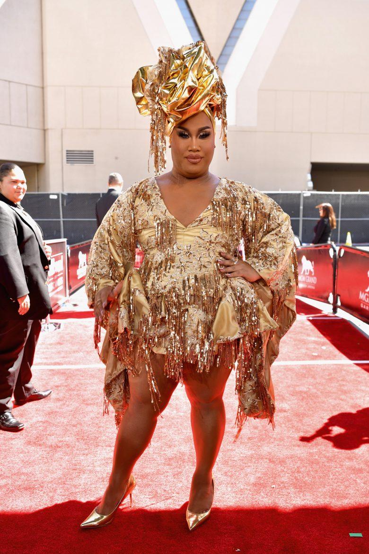 [FOTOS] Billboard Music Awards 2019: Peores looks de la alfombra, Patrick Starrr
