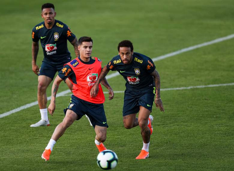 ¿Neymar jugará la Copa de Oro tras lesión en su rodilla?