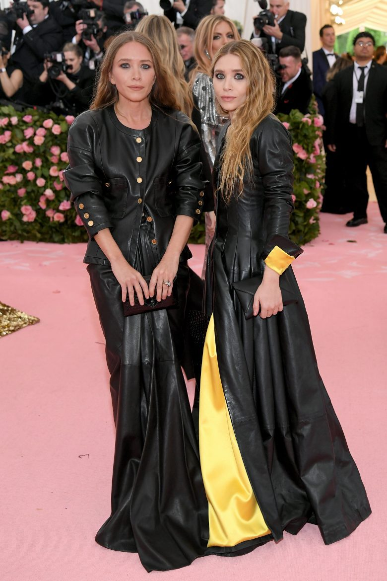 "[FOTOS]""Met Gala 2019"": Los peores looks de la alfombra,Mary Kate Olsen y Ashley Olsen"