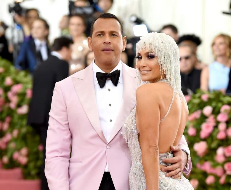 ¿Se casó ya Jennifer López con A-Rod?: estas fotos revelan la verdad