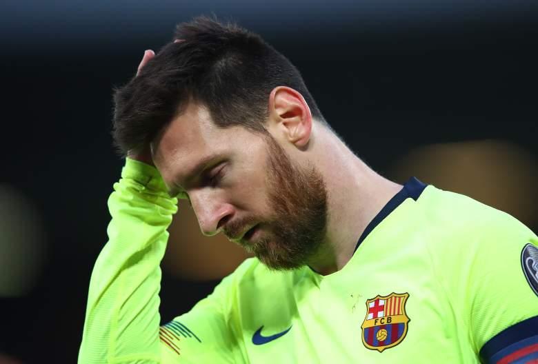 Messi y sus secretos