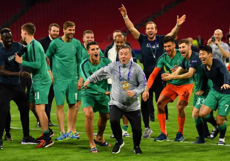 Tottenham derrotó por sorpresa al Ajax
