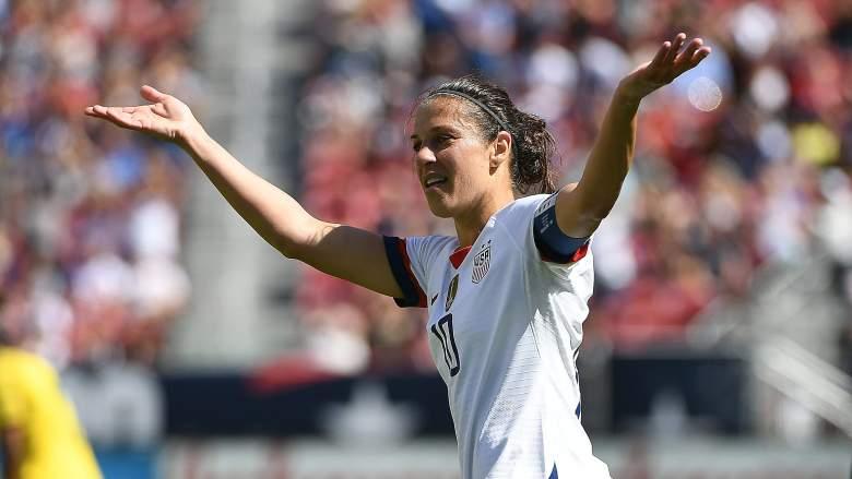 LIVESTREAM- USA vs. México: Cómo ver el partido de Fútbol Femenino
