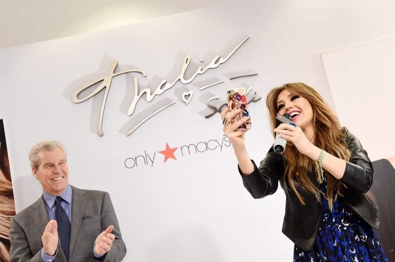 ¿Qué hace Thalía pare verse tan joven?
