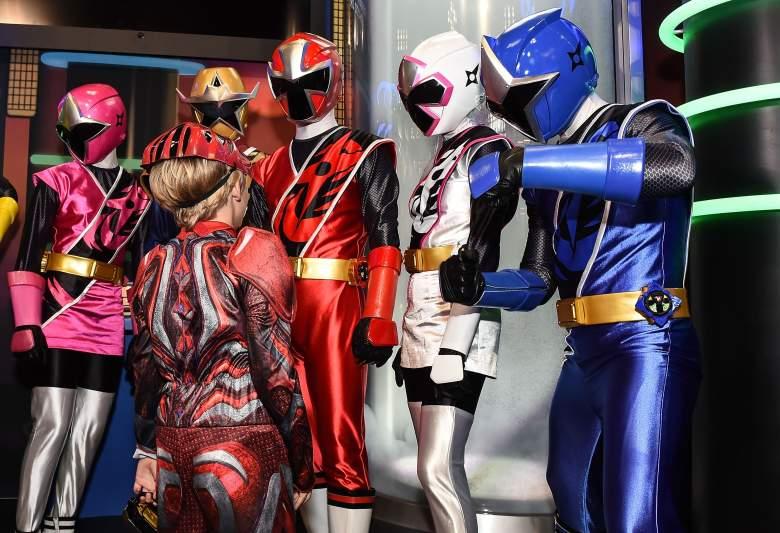 Murió el Power Rangers rojo
