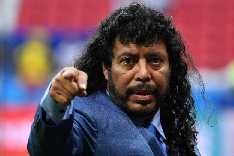 Higuita habla de beso gay en partido del Nacional