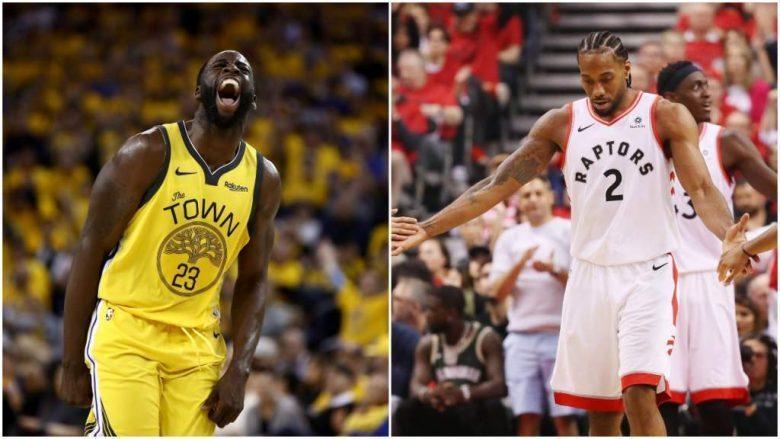 Raptors-Warriors-Finales NBA: El récord de la temporada crea intriga