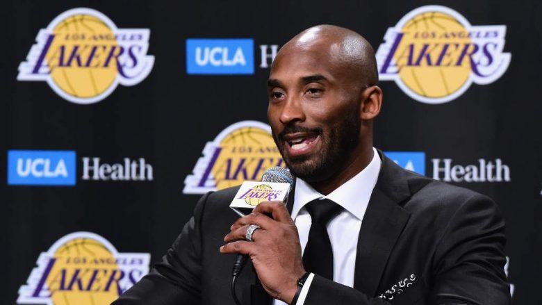 Kobe Bryant: ¿Está ayudando a reclutar a Kyrie Irving para los Lakers?