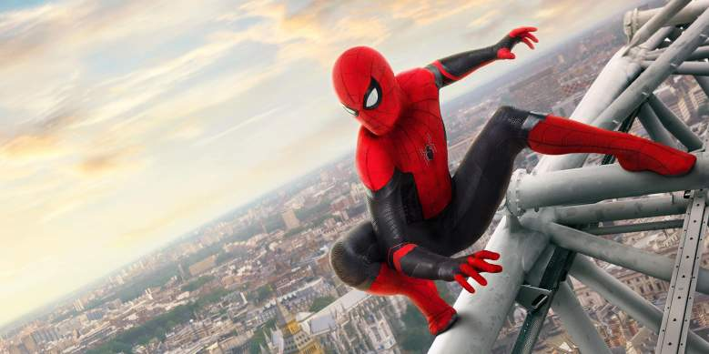 Mira el trailer de Spider-Man: Far From Home