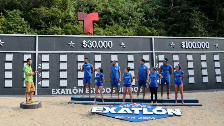 """""""EXATLON""""-Estados Unidos 2:¿Cómo se repartirá el dinero del tablero?"""